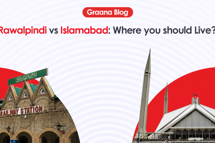 Rawalpindi vs Islamabad: Where you should Live?