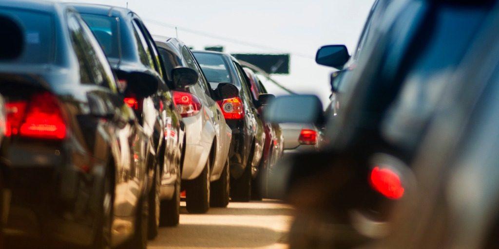 traffic in islamabad or rawalpindi