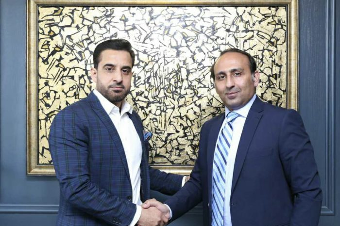 Shafiq Akbar Welcomes Wasif Khan on Board as Group Chief Operating Officer