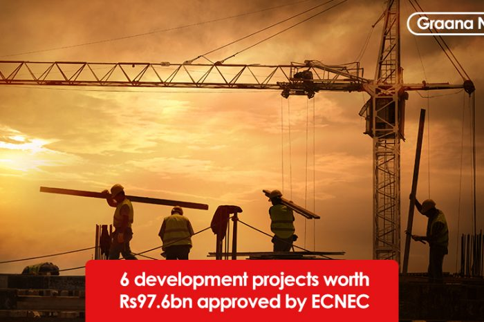 6 development projects worth Rs97.6bn approved by ECNEC