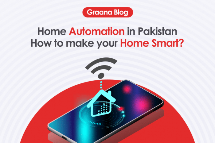 Home Automation in Pakistan - How to Make Your Home Smart?