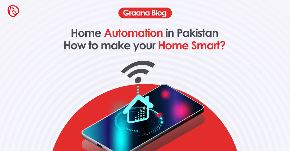 home automation in pakistan