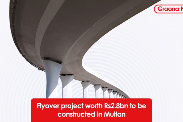 Flyover project worth Rs2.8bn to be constructed in Multan