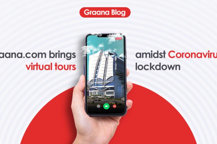 Graana.com brings virtual tours amidst Coronavirus lockdown