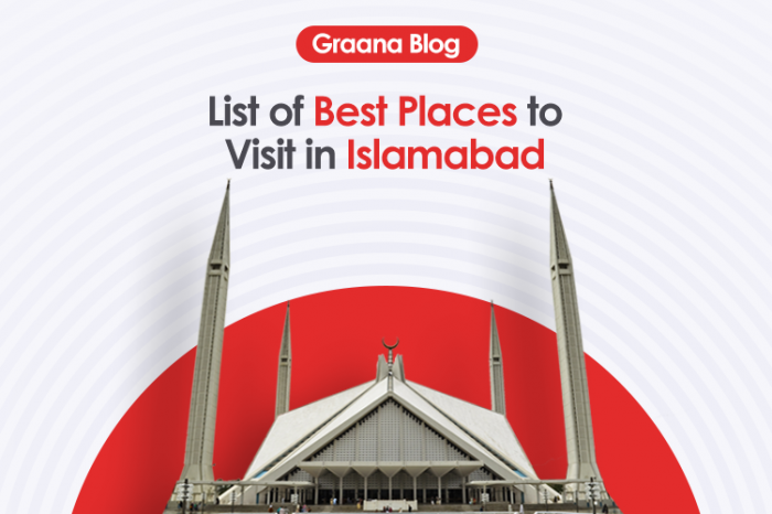 8 Best Places to Visit in Islamabad in 2020