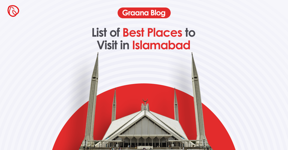places to visit in islamabad