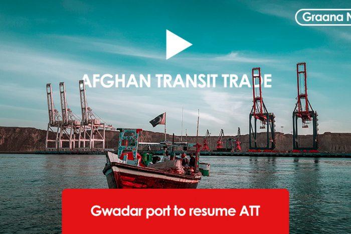 Gwadar port to resume ATT