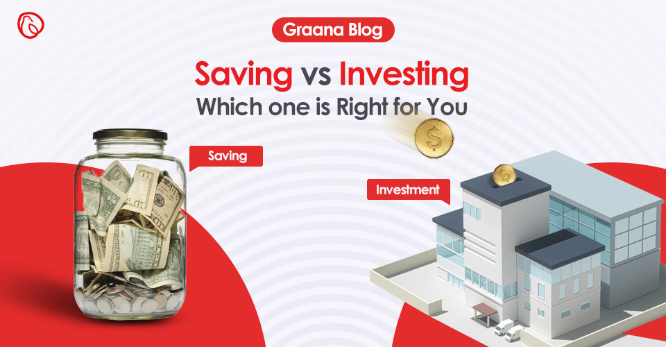 Saving vs Investing - Which one is right for you?