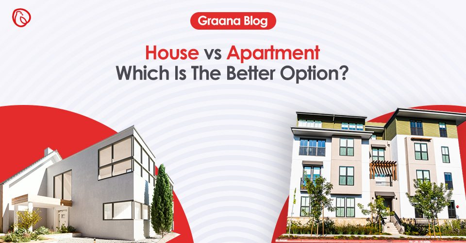house vs apartment which is better option