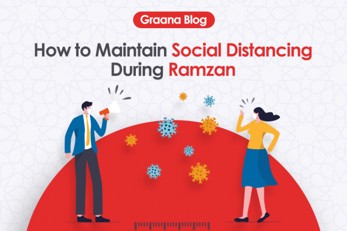 How to Maintain Social Distancing During Ramzan
