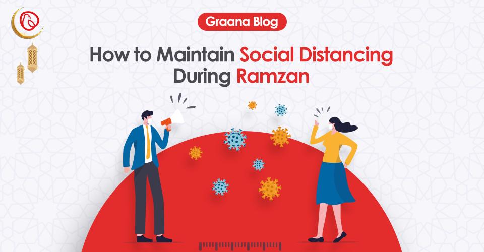 social distancing during ramzan