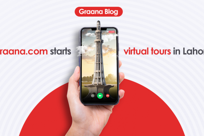 Graana.com starts virtual tours in Lahore