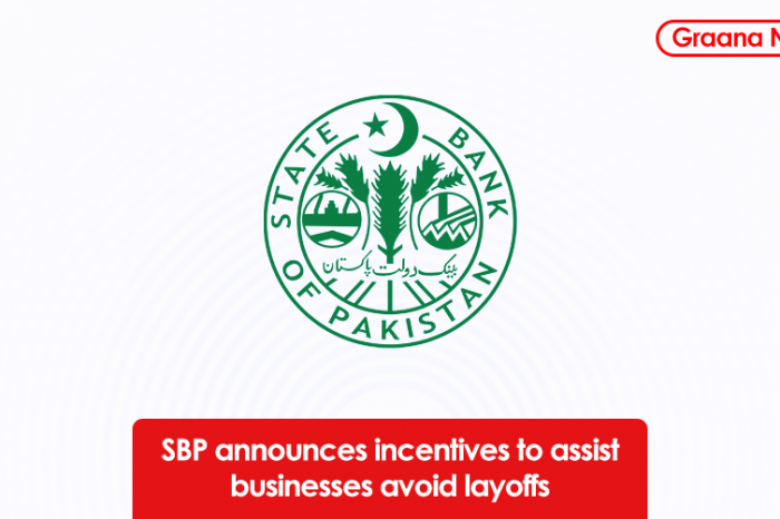 SBP announces incentives to assist businesses avoid layoffs