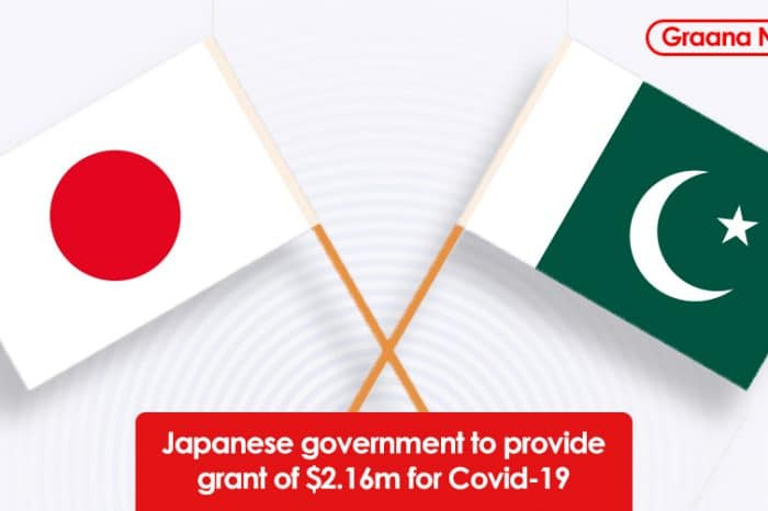 Japanese Government to Provide Grant of $2.16M for COVID-19