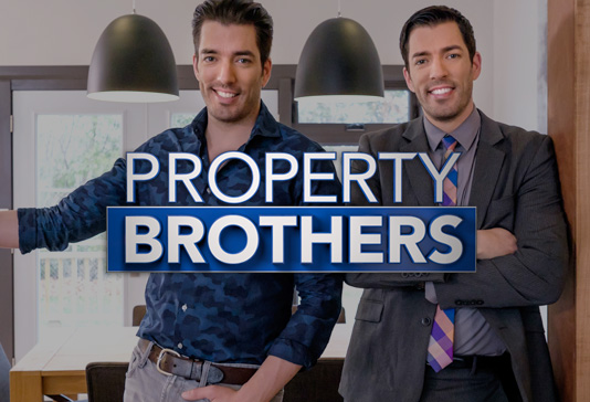 property brothers- real estate tv show