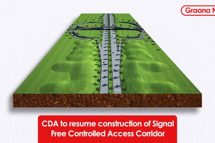 CDA to resume construction of Signal Free Controlled Access Corridor