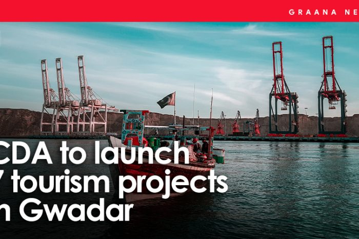 CDA to launch 7 tourism projects in Gwadar