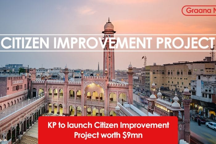 KP to launch Citizen Improvement Project worth $9mn