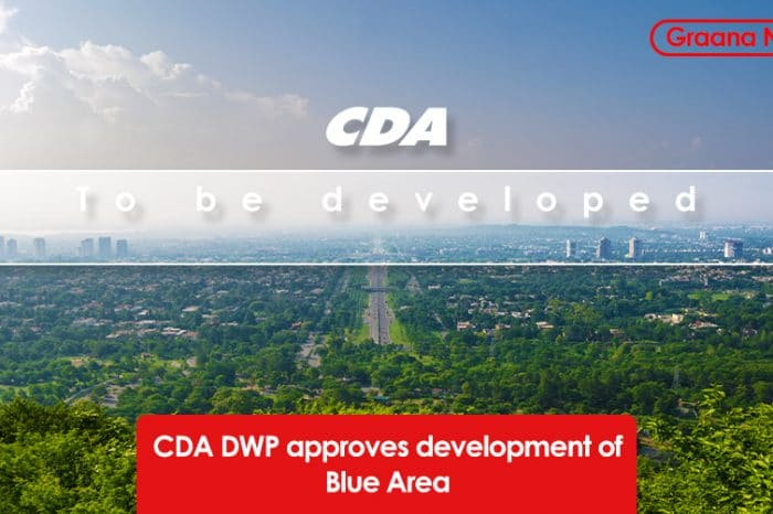 CDA DWP approves development of Blue Area