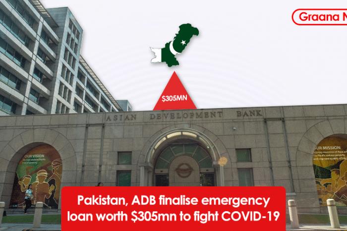Pakistan, ADB finalise emergency loan worth $305mn to fight COVID-19