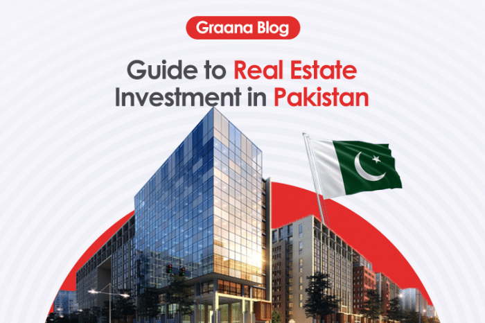 Guide to Real Estate Investment in Pakistan