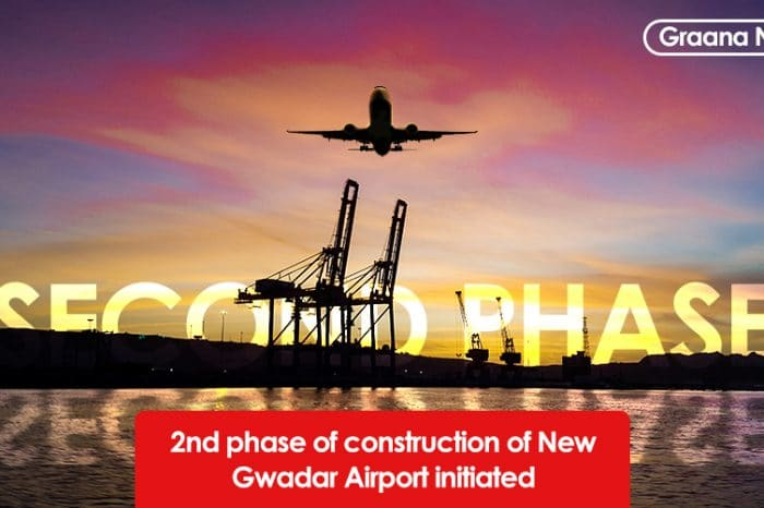 2nd phase of construction of New Gwadar Airport initiated