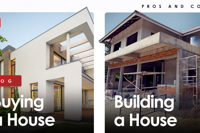 Building vs Buying a House - Pros/Cons & Which one is a better option?