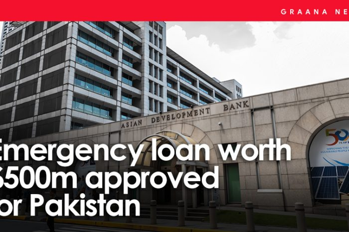 Emergency loan worth $500m approved for Pakistan