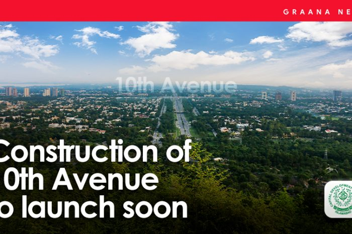 Construction of 10th Avenue to launch soon