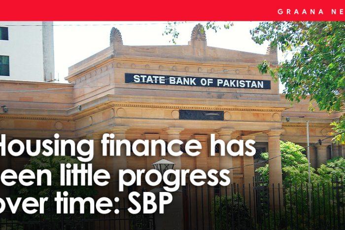 Housing finance has seen little progress over time: SBP