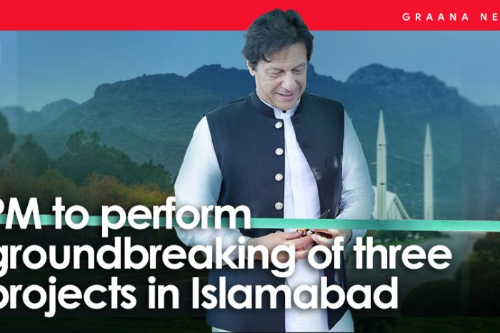 PM to perform groundbreaking of three projects in Islamabad