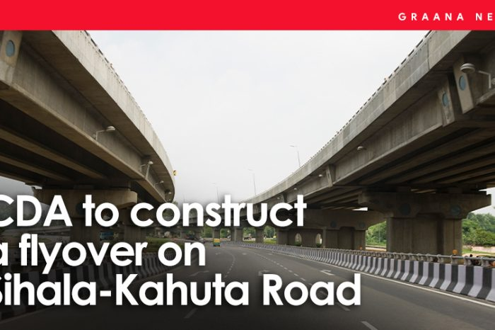 CDA to construct a flyover on Sihala-Kahuta Road