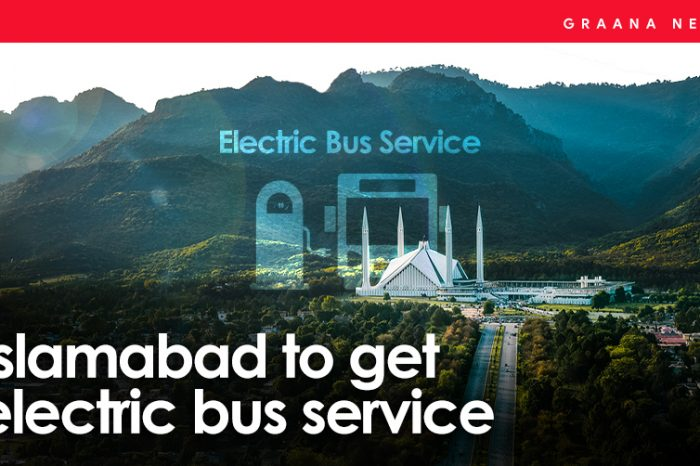 Islamabad to get an electric bus service