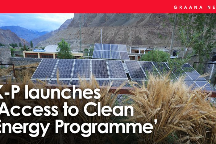 K-P launches 'Access to Clean Energy Programme'