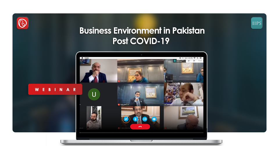 The Business Environment in Pakistan Post-COVID-19