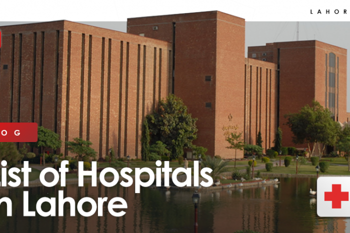 List of Hospitals in Lahore