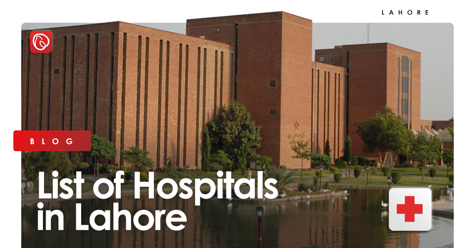 hospitals in lahore