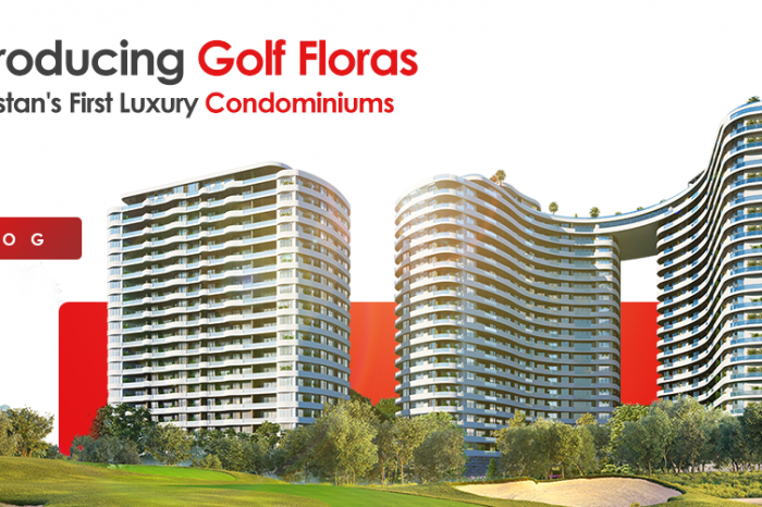 Introducing Golf Floras - Pakistan's First Luxury Condominiums