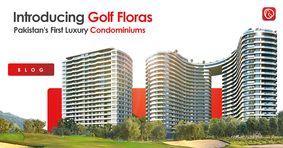 Golf Floras - real estate project