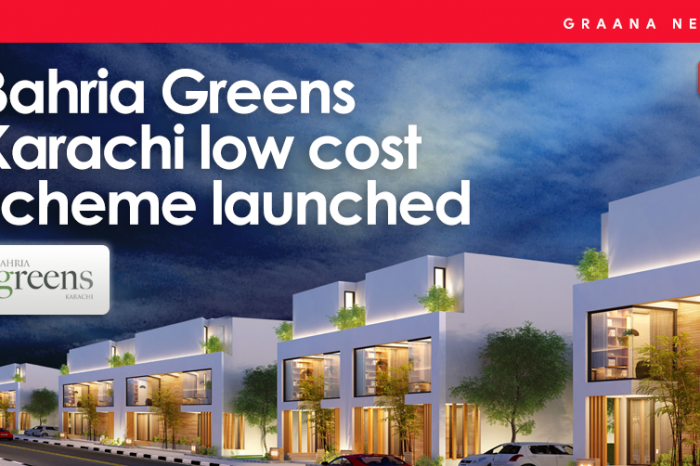 Bahria Green Karachi low cost scheme launched