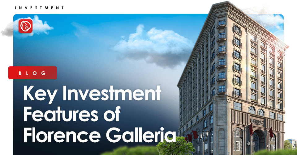 Florence Galleria - Mall and luxury hotel - real estate project to invest