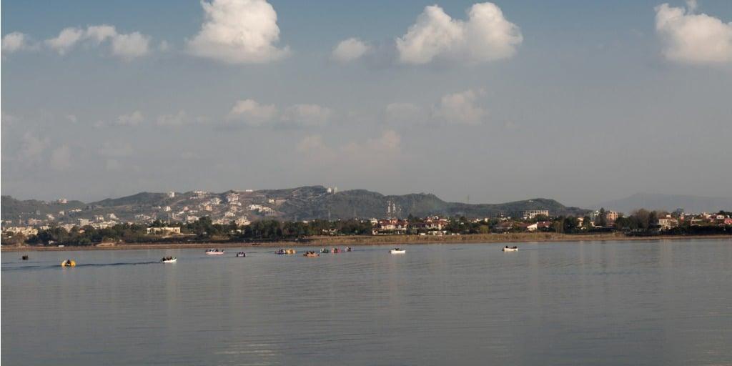 khanpur dam in Pakistan