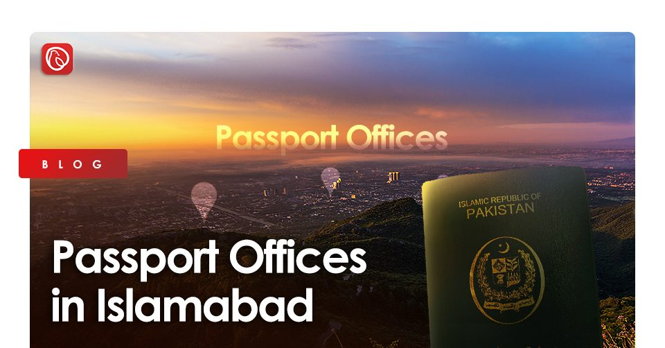 passport offices in islamabad
