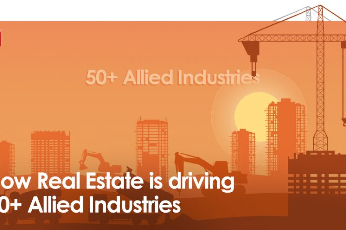 How Real Estate is driving 50+ Allied Industries