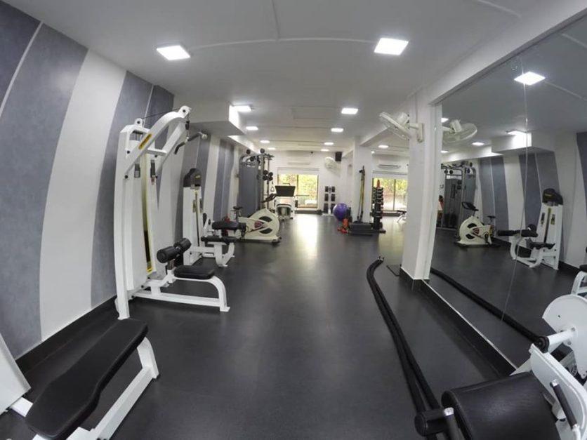 KinetiX gym in islamabad