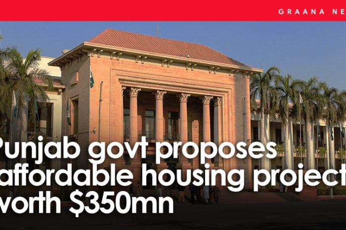 Punjab govt proposes 'affordable housing project' worth $350mn