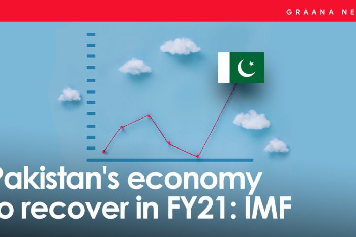 Pakistan's economy to recover in FY21: IMF