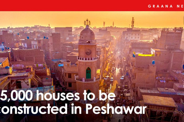 15,000 houses to be constructed in Peshawar