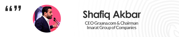 Shafiq Akbar | CEO Imarat Group, Chairman Graana.com