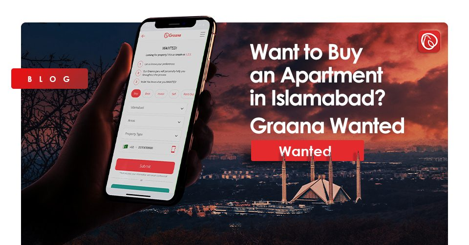 apartment for sale in islamabad graana wanted